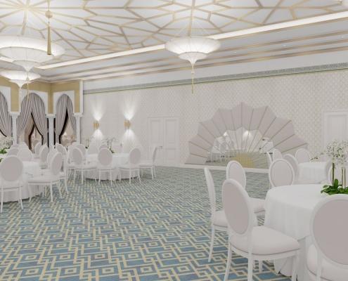 Salon Nuntă Casablanca 4