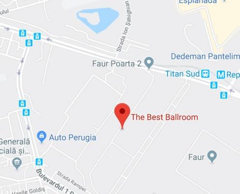 Despre saloanele de nunta Ballroom Bucuresti