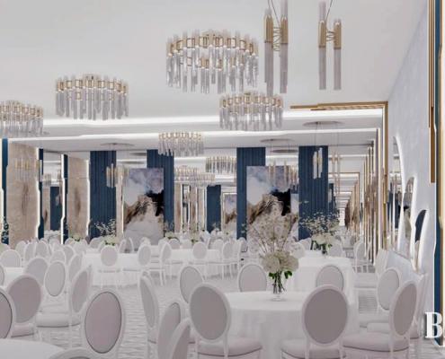 Salonul de Nuntă Sydney 3