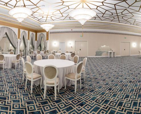 Salon Nuntă Casablanca 5